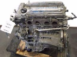 toyota camry 2007 engine 2007 toyota camry engine assembly briken lower pan