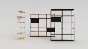 Modular Bookcase Systems Modular Shelving By Modiste Moco Loco Submissions