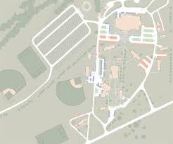 Ohio University Parking Map by Ohio Christian University Campus Map