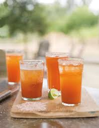 orange halloween cocktails williams sonoma taste