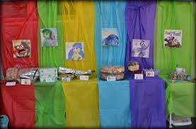 inside out party inside out birthday party ideas