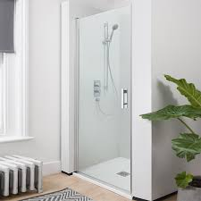 900mm Shower Door Simpsons Click 900mm Hinged Shower Door Nhdsc0900 Nhdsc0900