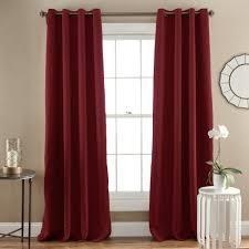 jamel blackout window curtain set