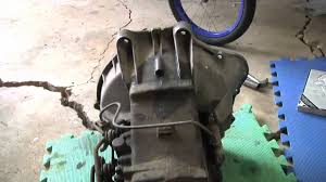 supertruck mercedes manual transmission bell housing youtube
