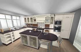 cuisine avec ilot central et table chambre enfant ilot table decoration cuisine avec ilot central et