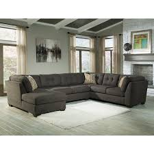 Sleeper Sofa Sectional Signature Design By Delta City 3 Pc Sleeper Sofa