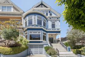 Contemporary Victorian Homes Meg Ryan U0027s San Francisco Victorian