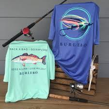 Georgia Flag Chubbies Big Fly Ss Pocket Performance Fishing Shirt Fish Collection