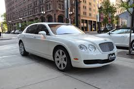 white bentley flying spur 2006 bentley continental flying spur stock gc2156 s for sale