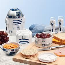 Death Toaster Star Wars R2 D2 Bento Lunch Box Thinkgeek