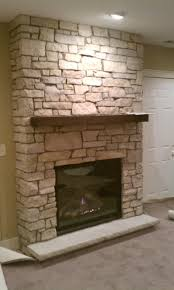 modern fireplace refacing ideas remodel awesome fireplaces stone