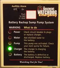 rant glentronics basement watchdog emergency sump pump system