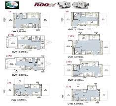 2004 fleetwood rv floor plans