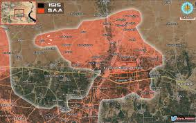 Aleppo Syria Map by Syrian Army Captures Al Sin Village From Isis In Eastern Aleppo