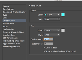 how to force illustrator cs6 to work in whole pixels and fix