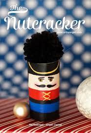 artbyangeli diy nutcracker ornament