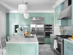 kitchen bright retro kitchen with pastel blue accent by retro