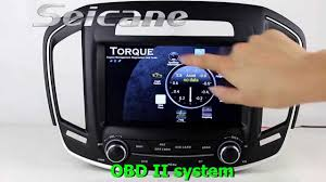 high speed 3g 2014 buick regal opel insignia android audio system