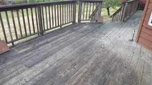 zuri walnut deck in sebastopol before and after pics deck master