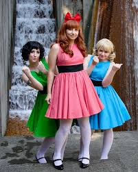 Halloween Costumes Ideas For Two Best Friends Best 25 Powerpuff Girls Halloween Costume Ideas That You Will