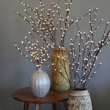 battery operated lighted branches battery operated lighted willow branch instantly create a magical