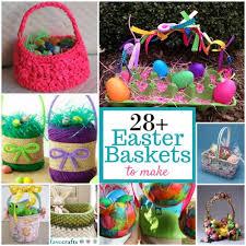 28 diy easter basket ideas 7 diy easter basket ideas ehow