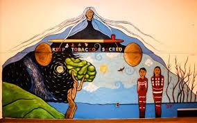 Mural Artist by Keep Tobacco Sacred U2013 Lpcfc