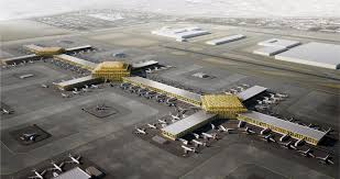 leslie jones architecture to design international airport for