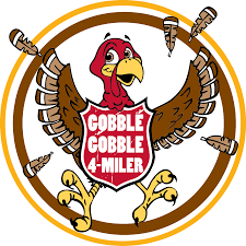 about gobble gobble gobble four miler