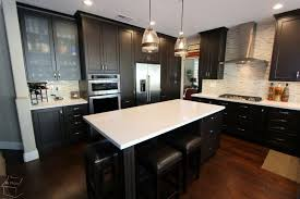Transitional Kitchen Ideas - transitional kitchen designs with elegant cabinet and wall design