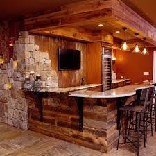 rustic basement bars best home bar pictures rustic basement best