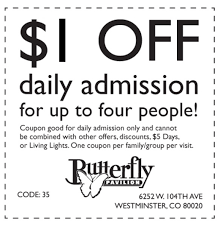 trail of lights chatfield coupon butterfly pavilion coupons butterfly pavilion