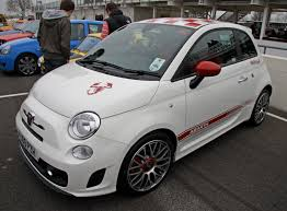 Fiat 500 Abarth White File Fiat 500 Abarth Flickr Exfordy Jpg Wikimedia Commons