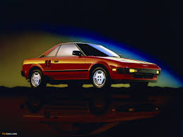 1984 toyota mr2 1500s automatic aw11 related infomation