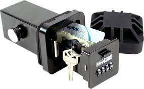 lexus key got wet amazon com hitchsafe hs7000 key vault automotive