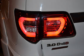 toyota on line tail light for toyota fortuner bmw style shop online