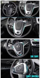 vauxhall buick fit for opel vauxhall mokka buick encore steering wheel panel