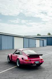 porsche 911 race car this pink 911rsr is a fully custom street legal factory race car