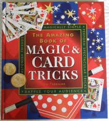 the amazing book of magic u0026 card tricks jon tremaine