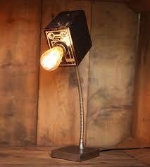vintage brownie camera lamp home decor u0026 lighting eastchester
