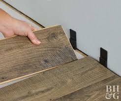 How To Lay Hardwood Laminate Flooring - how to install laminate wood floor