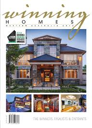 2014 master builders western australia winning homes awards by ark