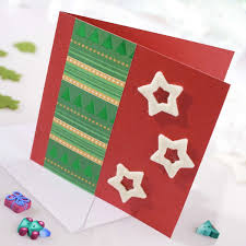 christmas card making craft ideas our christmas card a simple
