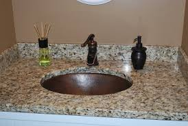 Bathroom Vanity New York by New Venetian Vanity With Copper Sink Traditional Bathroom