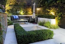 small urban gardens home design inspirations