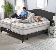 Queen Size Sleep Number Bed Assembly Sleep Number I10 Legacy Split King Adjustable Mattress Set U2014 Qvc Com