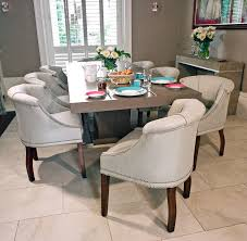 Dining Room Table With Sofa Seating Awesome Armchairs For Dining Room Images Rugoingmyway Us