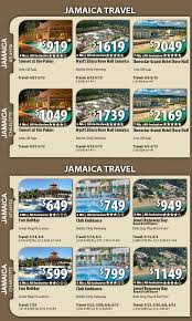 jamaica vacation specials with air jamaica vacation packages all