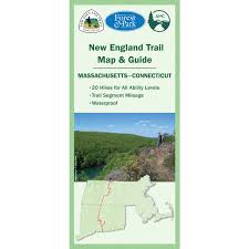 Appalachian Trail Massachusetts Map by Massachusetts Trail Guide 10th Edition Amc Store Appalachian