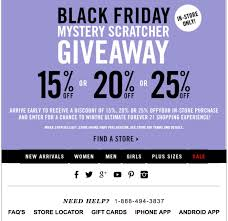 saks fifth avenue black friday forever 21 black friday 2017 sale outlet deals u0026 store hours